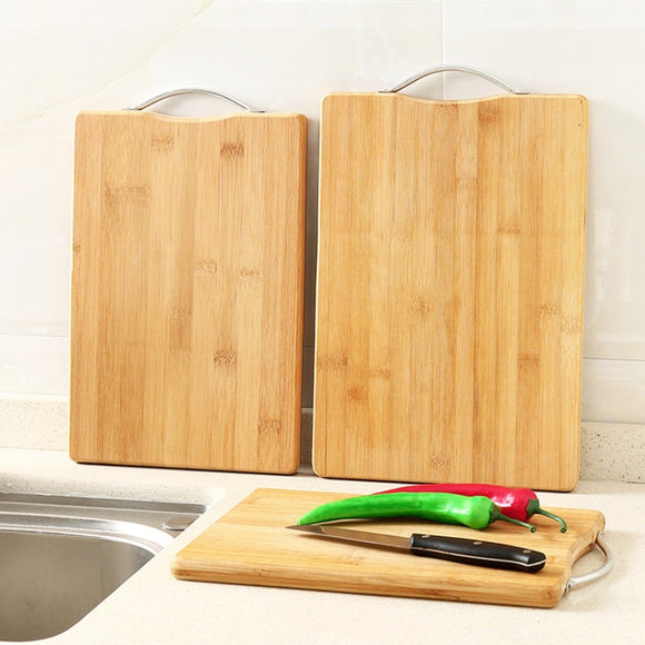 Bamboo Rectangle Cutting Board