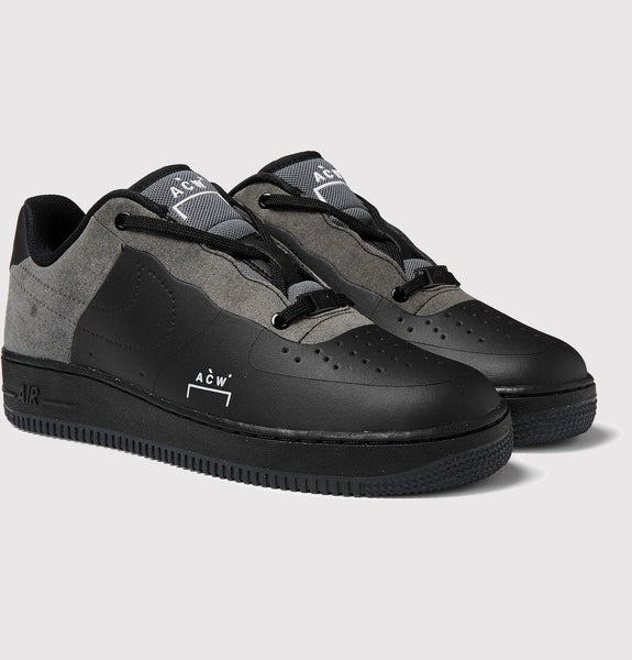 Nike X A Cold Wall Air Force 1 Low Black