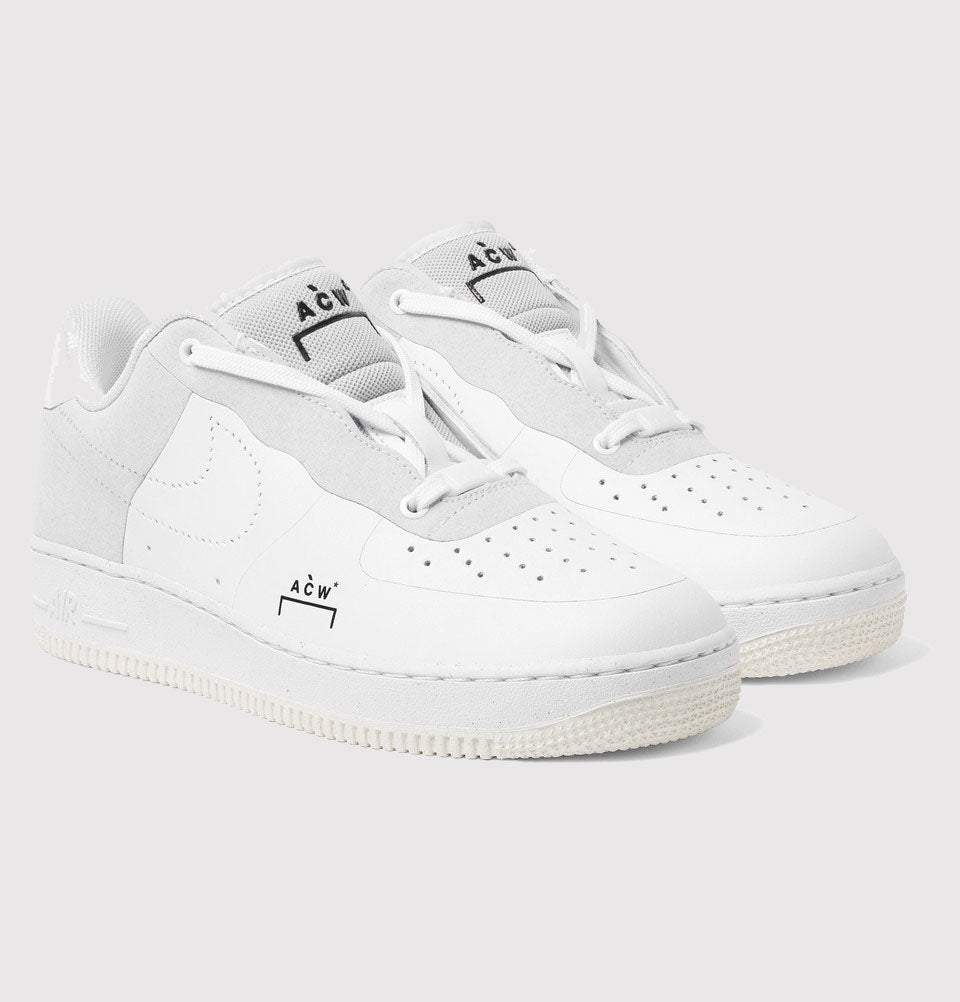 Nike X A Cold Wall Air Force 1 Low White