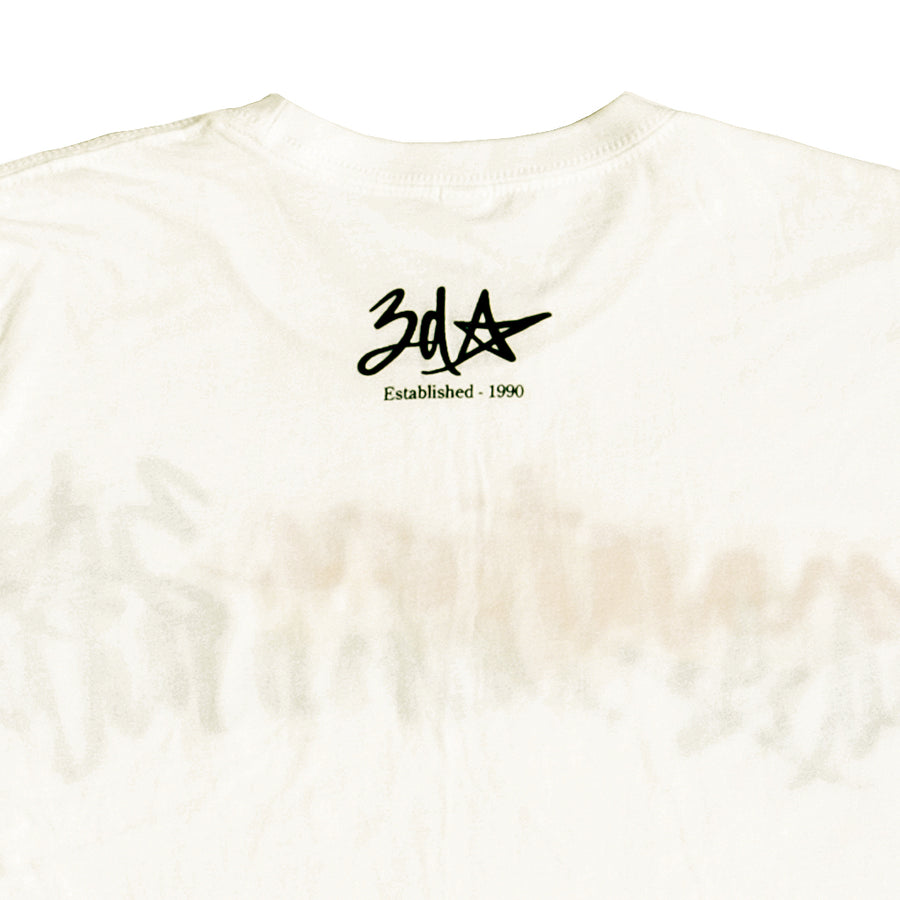 3d Script Custom Printed Layers T-Shirt