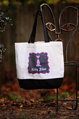 Kitty Allure Tote Bag
