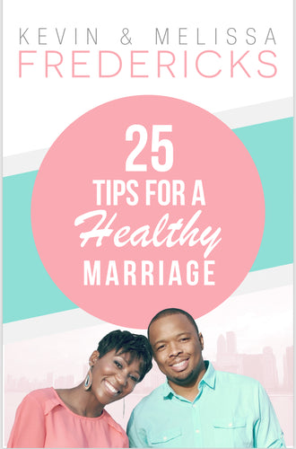 25 Tips For A Healthy Marriage | Digital Download