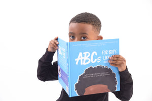 ABCs for Boys Like Me (Hardcover)