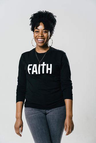Faith Long Sleeved Shirt