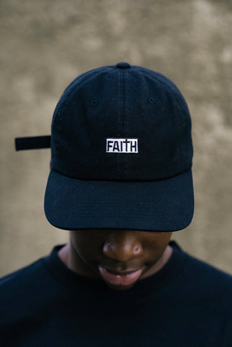 Faith Dad Hat