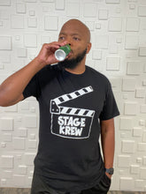 Load image into Gallery viewer, Stage Krew Clapper Logo T-Shirt