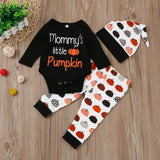 Toddler Halloween Pants Set