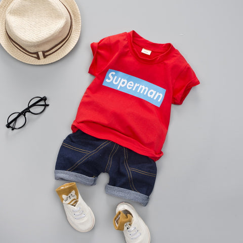 Toddler Boys Short  Set