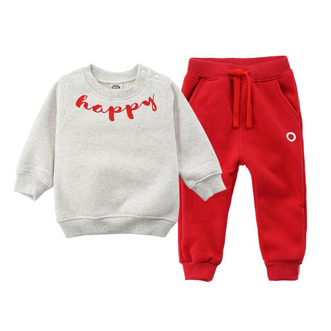 """Happy"" Sweatsuit"