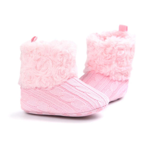 Pink Toddler Boots
