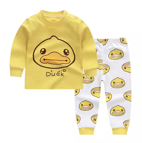 Toddler Duck Sleepwear