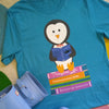 +penguin +teacher +tee