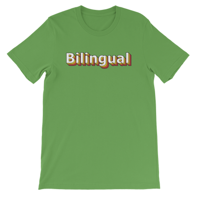 Bilingual Retro Tee