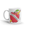 Teacher Apple Tattoo | Mug
