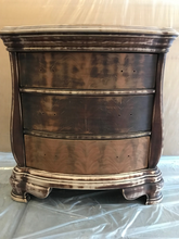 Annie Sloan Chalk Painted Chest