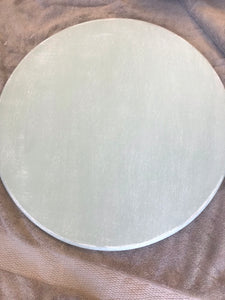 Round Vintage Table