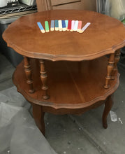 Bassett Table and Accent Chair