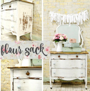 Sweet Pickins Milk Paint Flour Sack