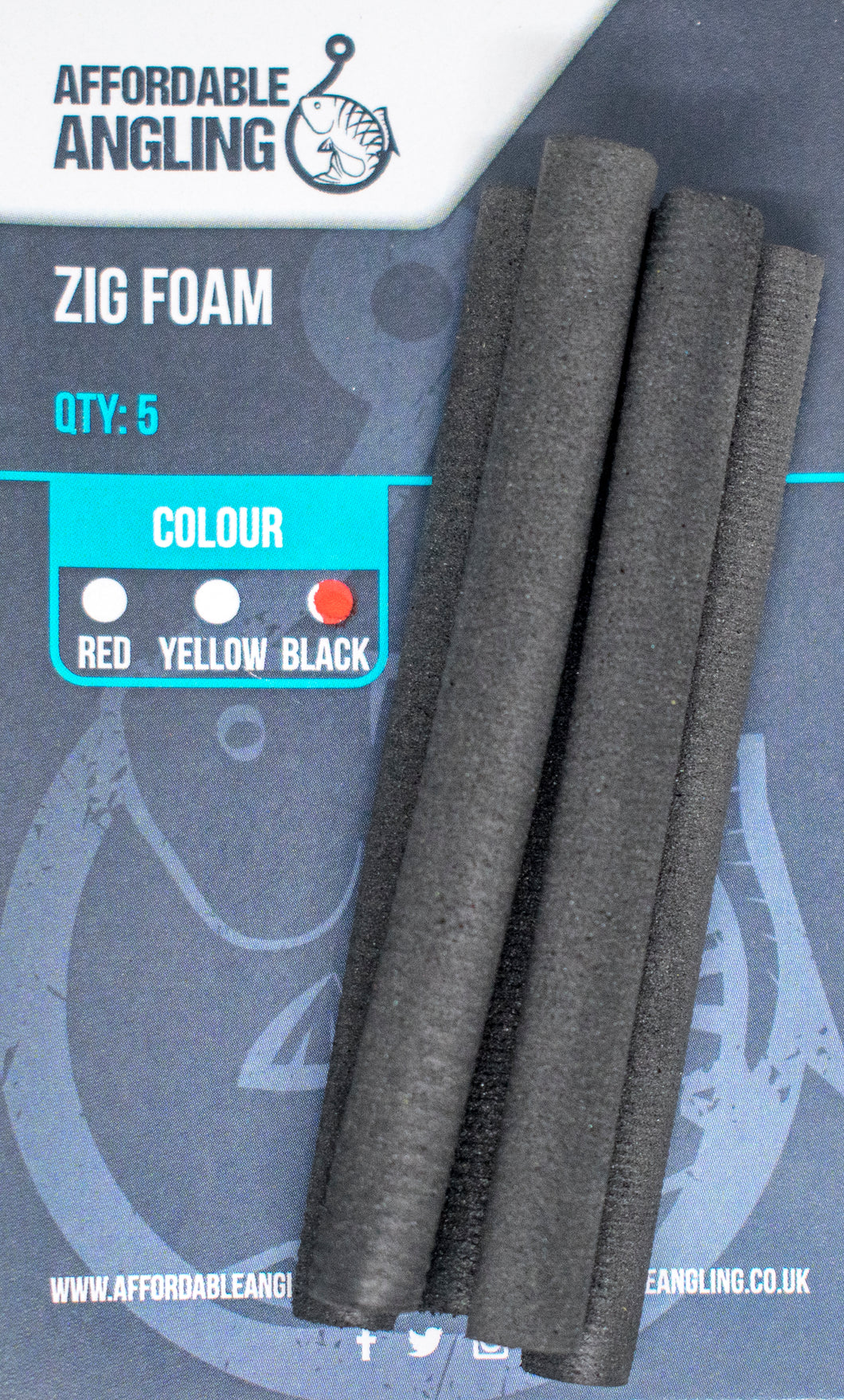 Zig Foam - Black