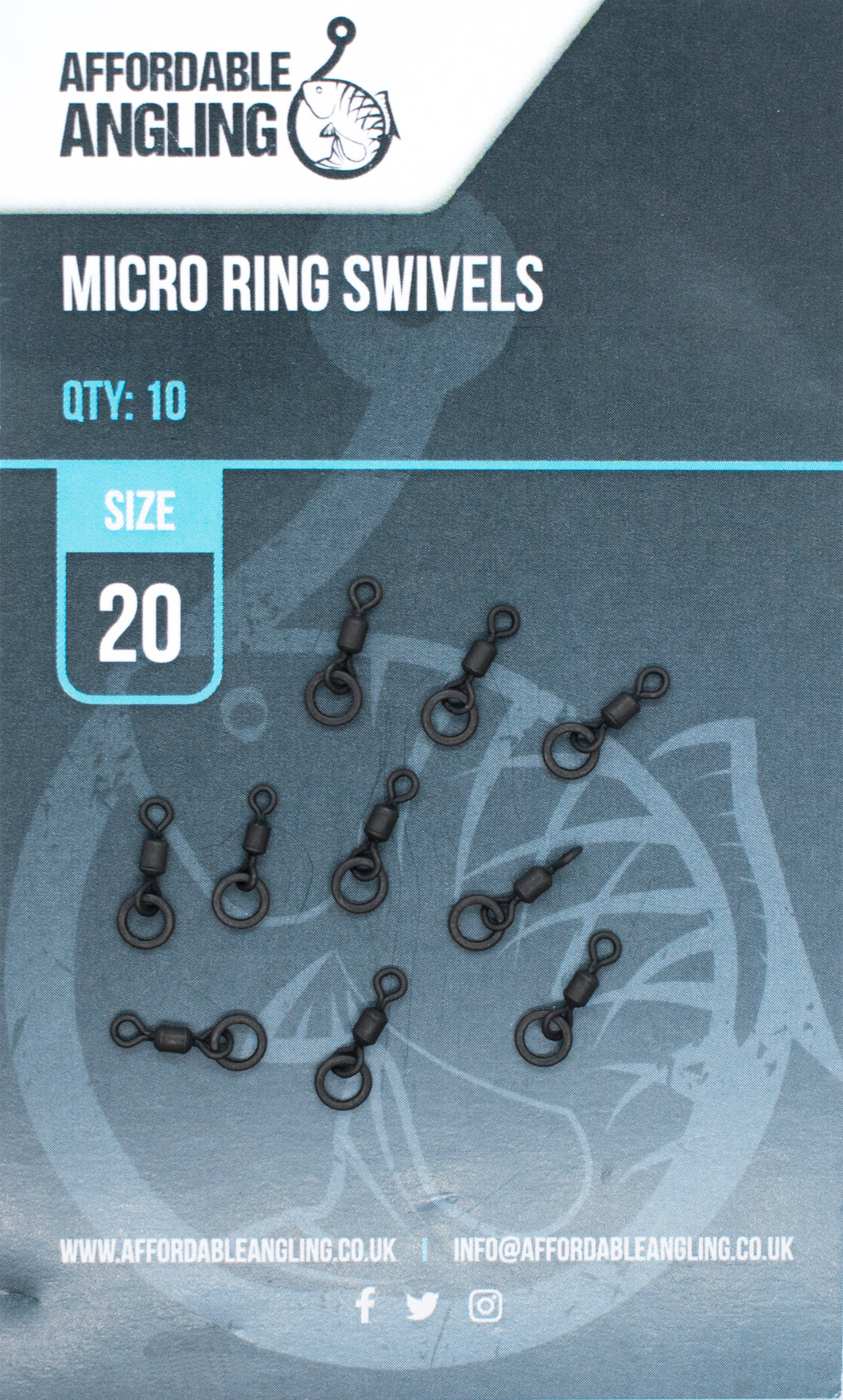 Micro Ring Swivels