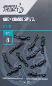 Quick Change Swivel