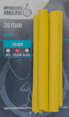 Zig Foam - Yellow
