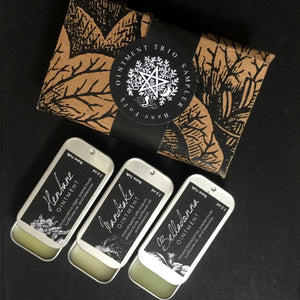 Ointment Trio Sampler