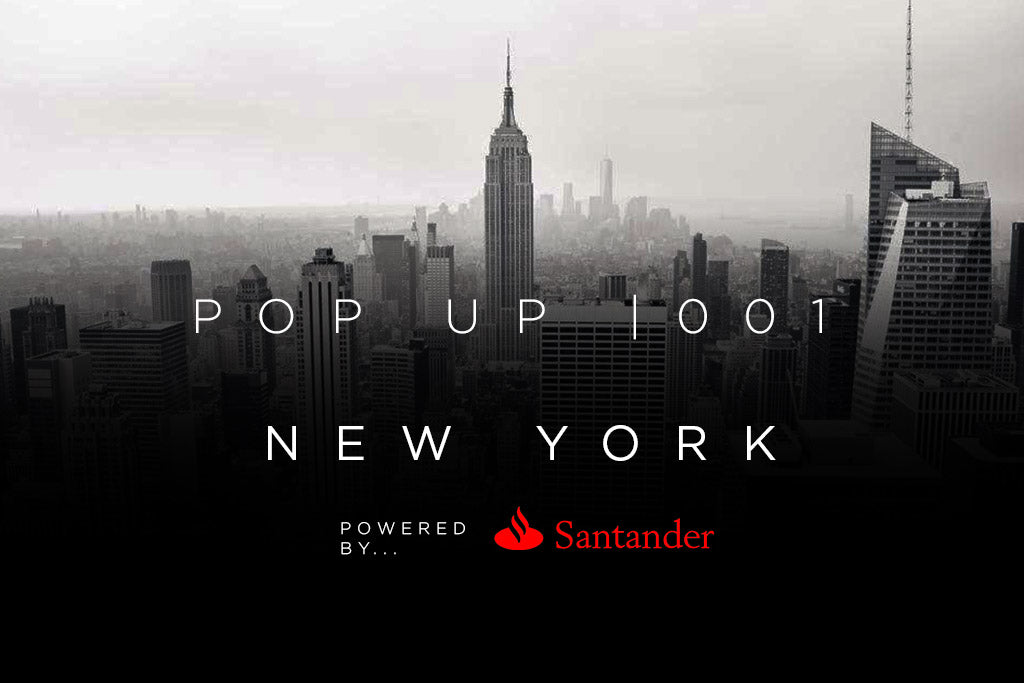 POP UP SERIES | NEW YORK