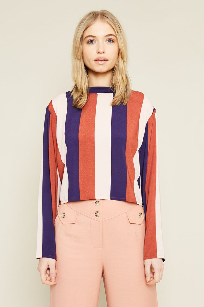 THE PAAVO BLOUSE