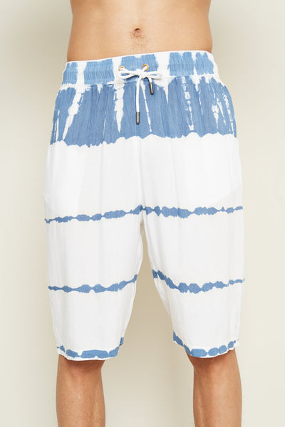 NAVARRO SHORT - BLUE