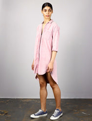 KATMI SHIRT DRESS