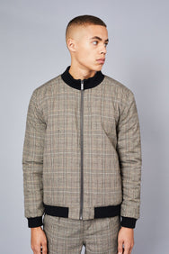 WICKER BOMBER