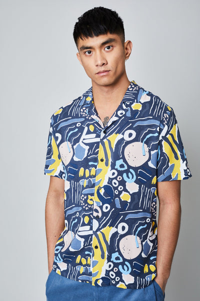 THE NOSTALGIA PRINT SHIRT