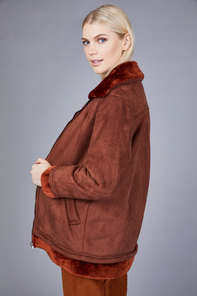 THE MAHALIA COAT