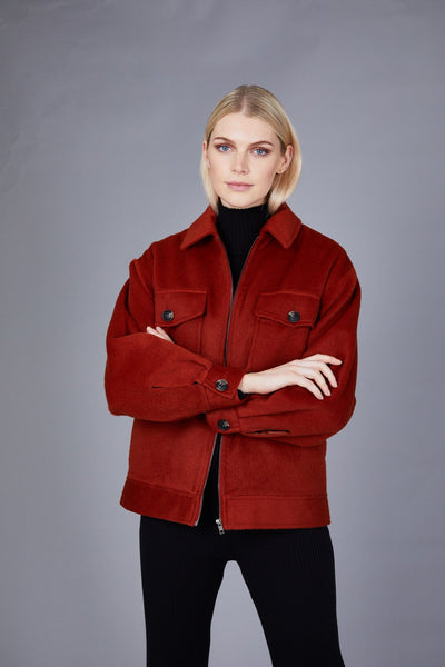 THE JANNA JACKET