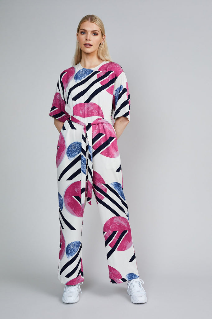 THE PRINTED JUMPSUIT