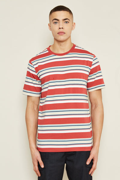 JARVIS T-SHIRT - RED