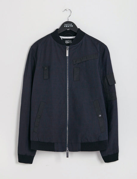 Seaton Bomber Jacket