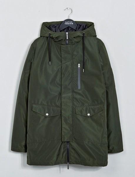 3 in 1 Sedgemoor Parka Jacket