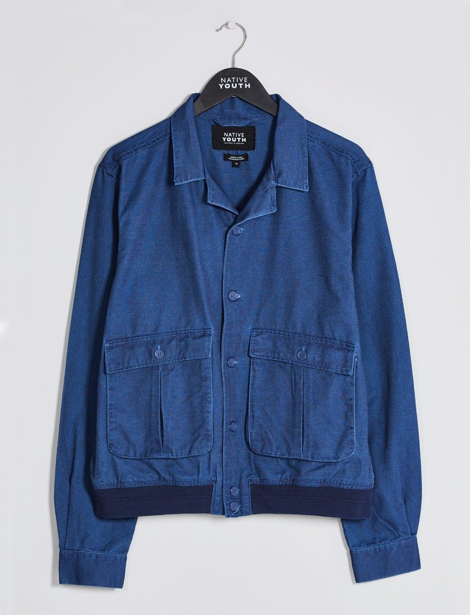 Easington Shirt Jacket
