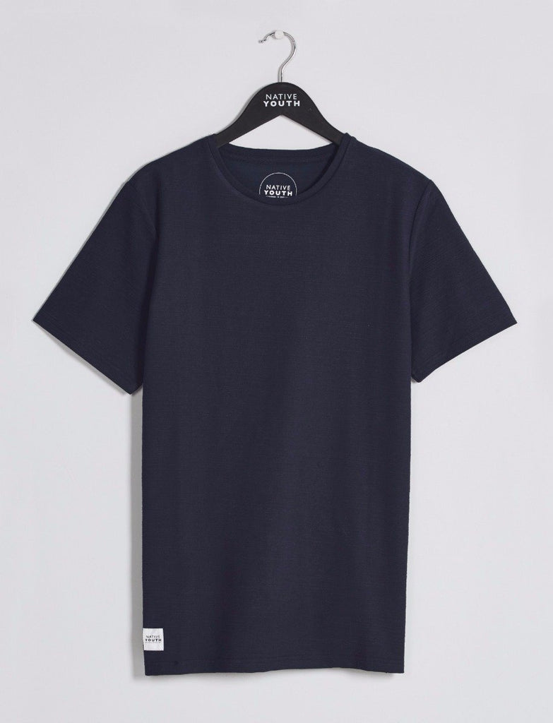 Navy Bembridge Tee