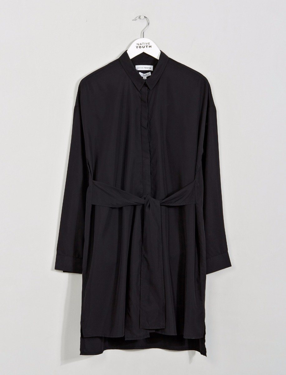 Nightfall Shirt Dress
