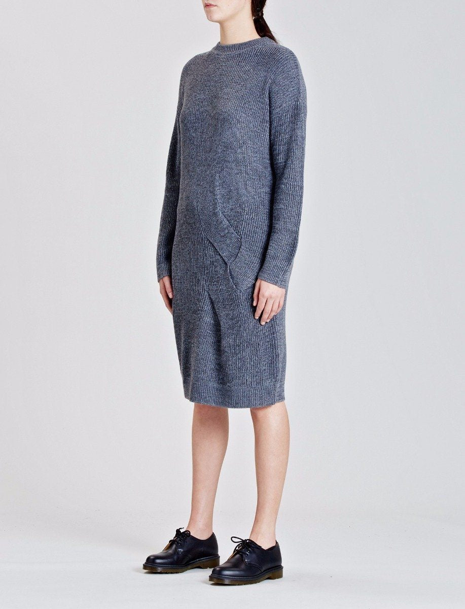 Meridian Knitted Dress