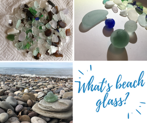What's beach glass?