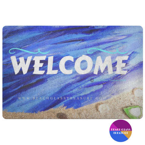 Cape Perch Inspired Doormat - Welcome Doormat - Doormat