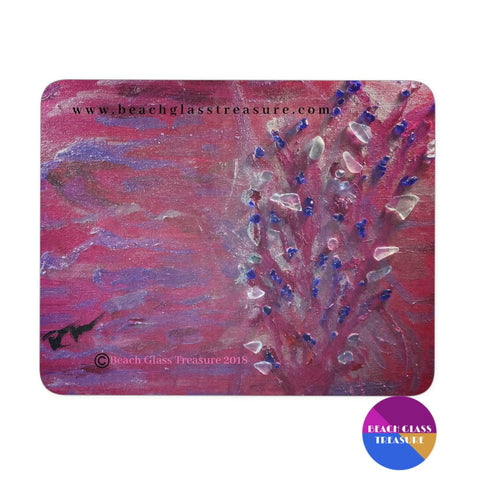Creeping Phlox Mousepad - Creeping Phlox - Mousepads