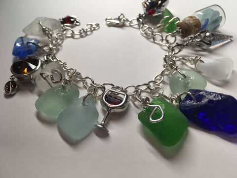 Mermaid Treat charm bracelet *SOLD*