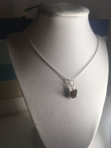 Simply surf necklace