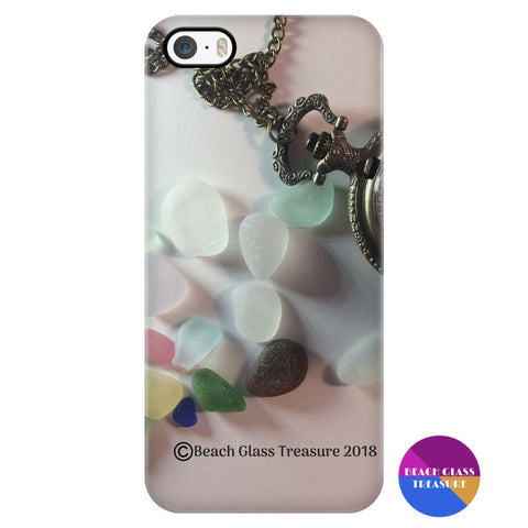 Iphone 5/5S Rare Beach Glass Phonecase - Iphone 5/5S - Phone Cases