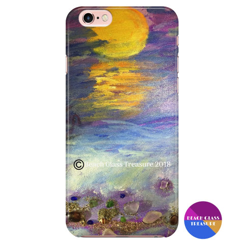 Sunset Into Darkness Iphone 6/6S Phone Case - Iphone 6/6S - Phone Cases